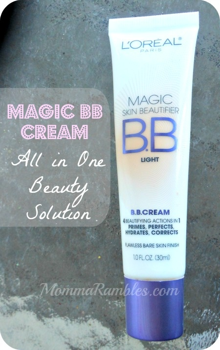 I'm love L'Oreal Paris' #MagicBBCream! It has replaced both my #makeup primer and moisturizer. Definitely a #beauty must-have!
