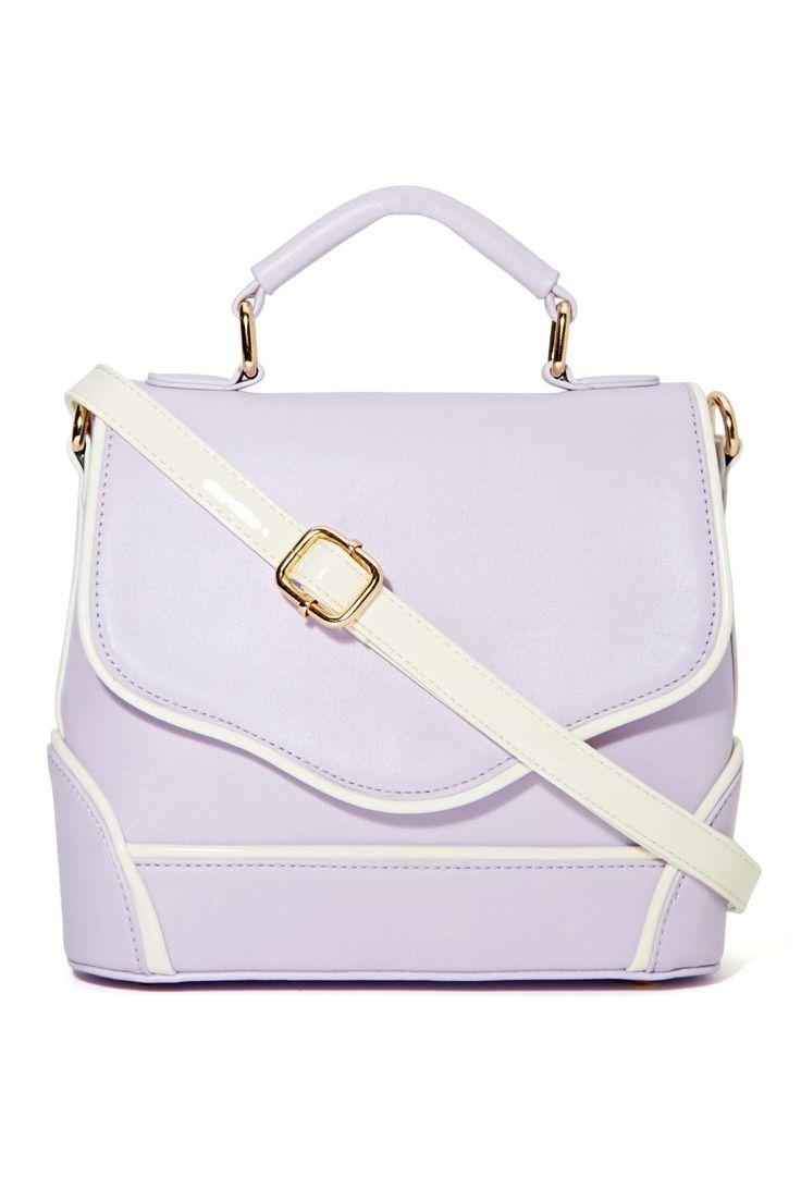Lilac And White Sabrina Tote My Imaginary Closet Pinterest Lilacs Bag And Shopping Totes