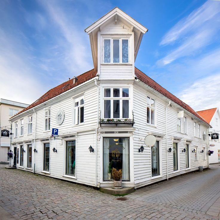 Kjøbmandsgaarden Hotel, Mandal, Norway