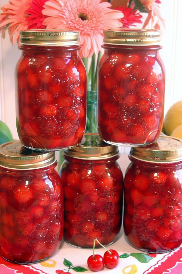 Homemade Tart Cherry Pie Filling  Ingredients For the Cherry Pie Filling 5 to 6 cups (1135 to 1362 grams) fresh pitted tart cherries, about 2½ to 3 pounds 1 to 1¼ cups (200 to 250 grams) granulated organic cane sugar 4 tablespoons (30 grams) tapioca flour/starch, such as Bob's Red Mill® Pinch of kosher salt ½ cup (about 120 ml) organic tart cherry juice, not from concentrate ¼ to ½ teaspoon pure almond extract