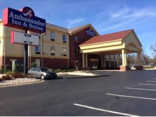 Tuscaloosa (AL) Ambassador Inn & Suites United States, North America The 3-star Ambassador Inn & Suites offers comfort and convenience whether you're on business or holiday in Tuscaloosa (AL). Featuring a complete list of amenities, guests will find their stay at the property a comfortable one. Service-minded staff will welcome and guide you at the Ambassador Inn & Suites. Some of the well-appointed guestrooms feature television LCD/plasma screen, air conditioning, heating, wa...