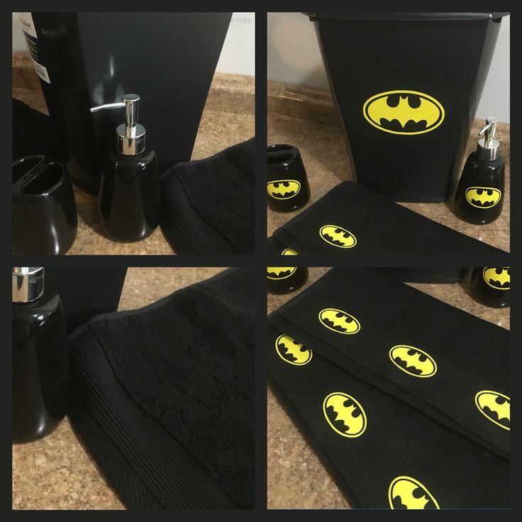 Best 20 Batman Bathroom Ideas On Pinterest