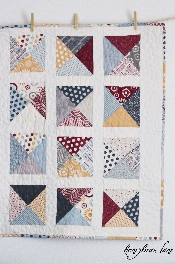 Follow this step-by-step guide to the perfect homemade quilt.