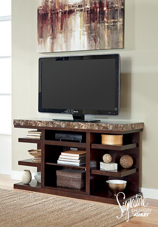 Kraleene TV Stand   Ashley Furniture