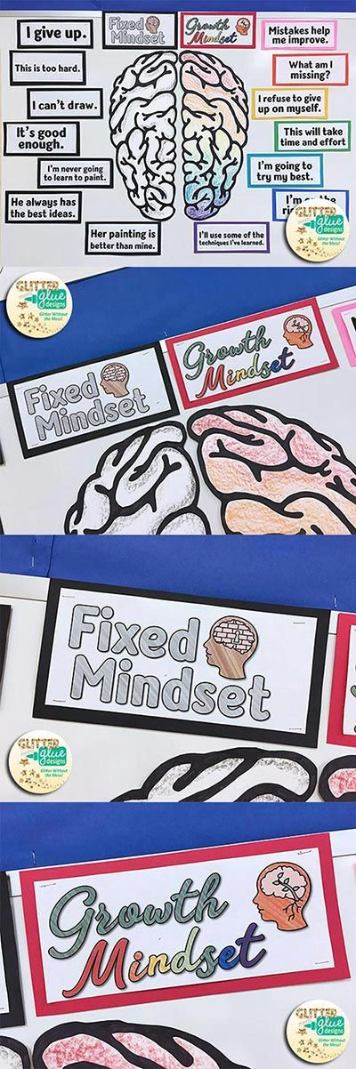 The art room is an environment ripe with internal conflict. Students often measure their self-worth based on the work their peers create. They mentally document their self-perceived talents (and that of others) instead of developing their skills. Read more... http://glittermeetsglue.com/growth-mindset-art-education/