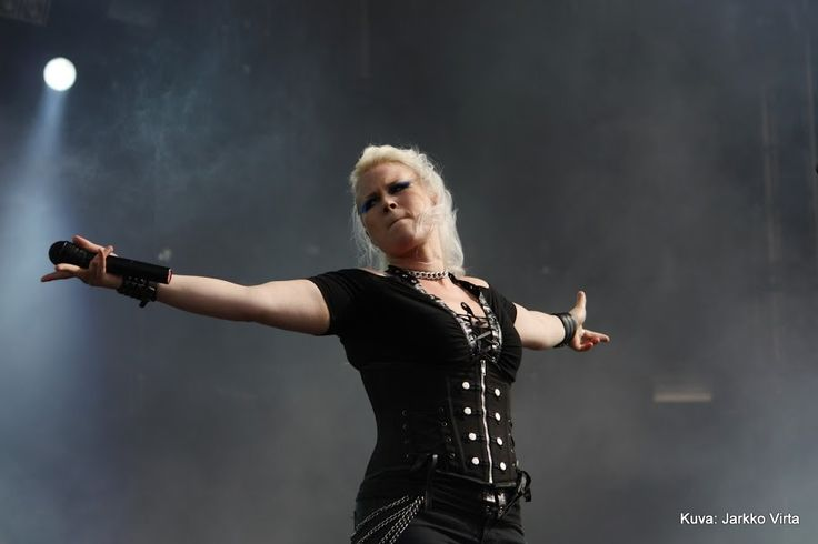 Battle Beast at TUSKA 2013