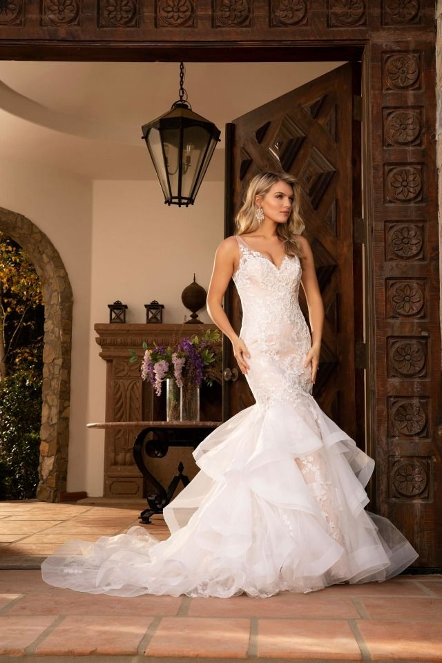Casablanca Bridal Kollektion 2020 | Ballkleid hochzeit ...