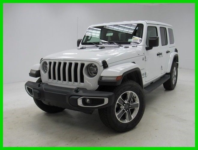 Ebay 2019 Jeep Wrangler Unlimited Sahara 2019 Unlimited Sahara New 3 6l V6 24v Automatic Jeep Wrangler Unlimited Jeep Wrangler Unlimited Sahara Jeep Wrangler