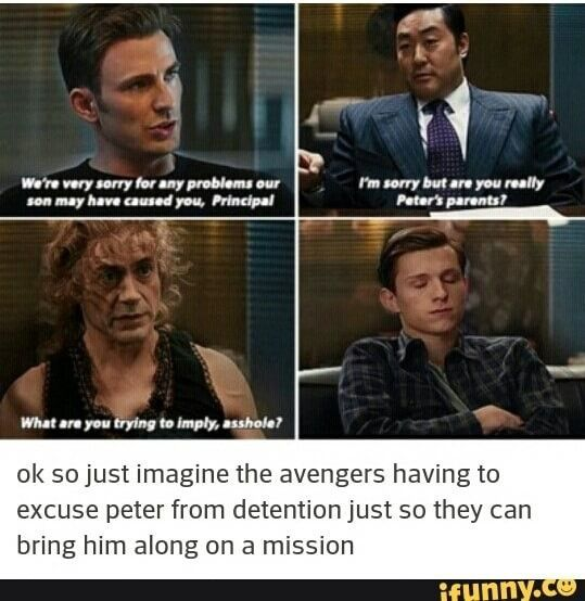 Whenever I'm down I just think about this | marvel | Marvel