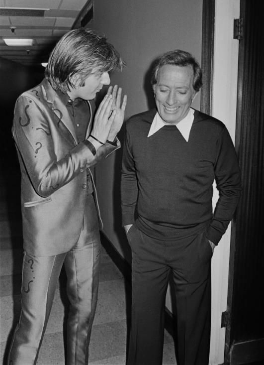 Nick Lowe & Andy Williams (March 1978) : [E.O.M.S.]