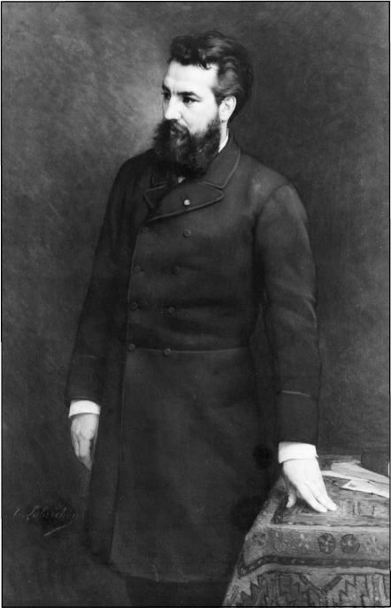 Alexander Graham Bell // This shy, amiable man also headed the National…