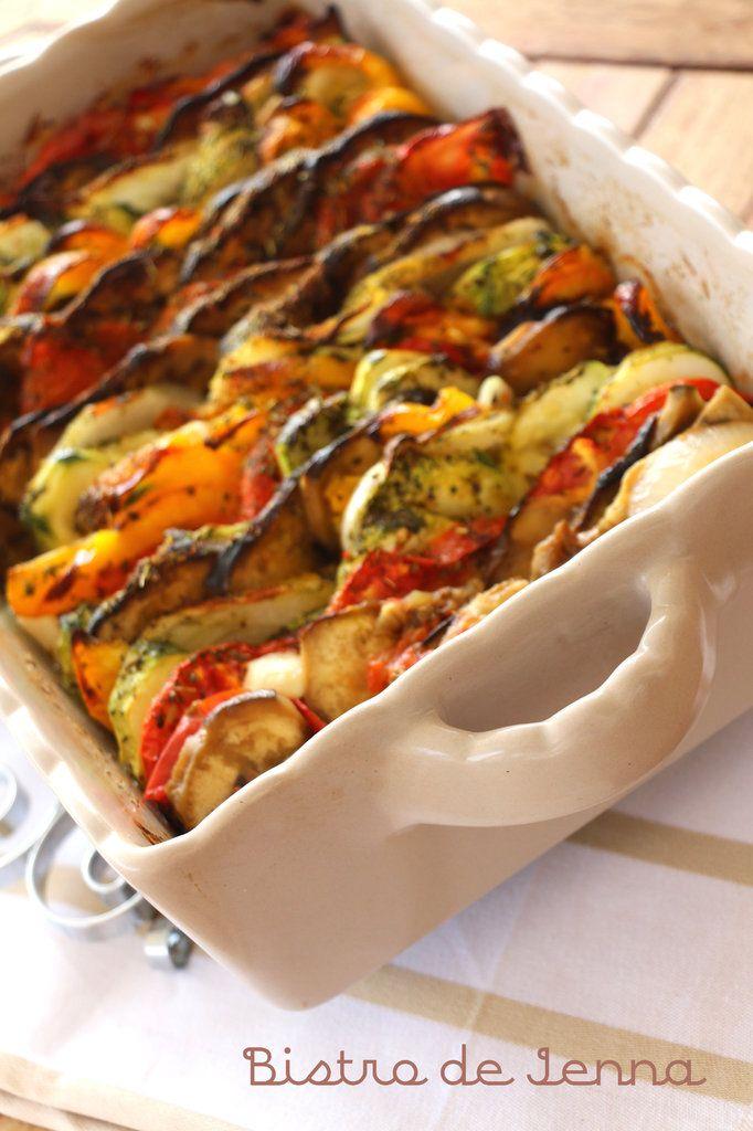 Tian de légumes de Provence - Bistro de Jenna