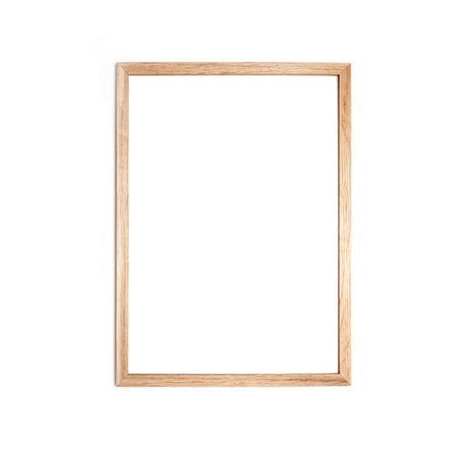 moebe oak picture frame a5 trouva