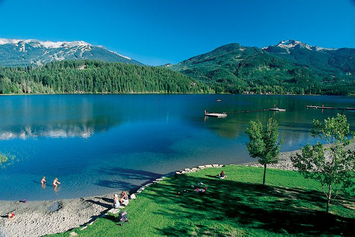 5 GREAT THINGS TO DO IN WHISTLER BESIDES SKIING (REMINDER: DON'T FORGET YOUR INLINE SKATES!)