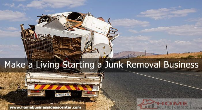 Starting a Junk Removal Business
