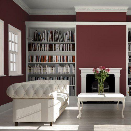 Colori caldi: soluzioni per #case accoglienti