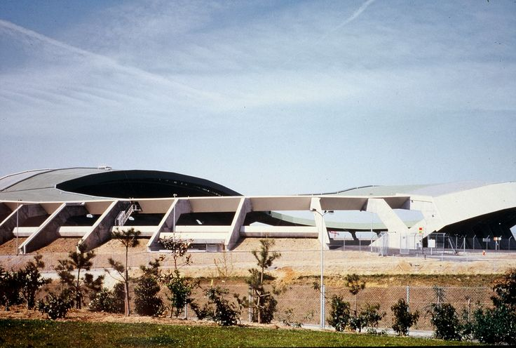 Nantes, stade de la Beaujoire - 1984