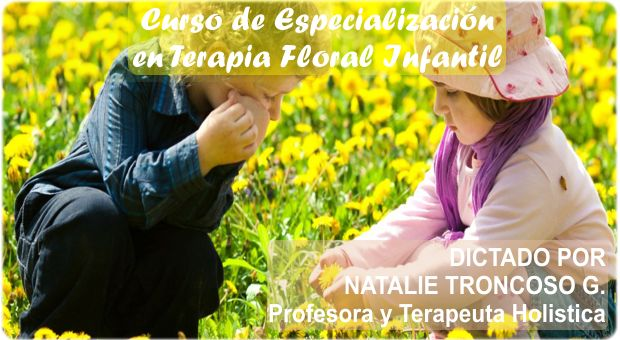 Curso Especializacion Terapia Floral Infantil