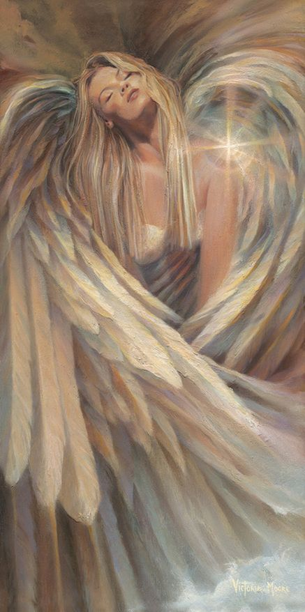 ☆ Radiant Passion :¦: Artist Victoria Moore ☆