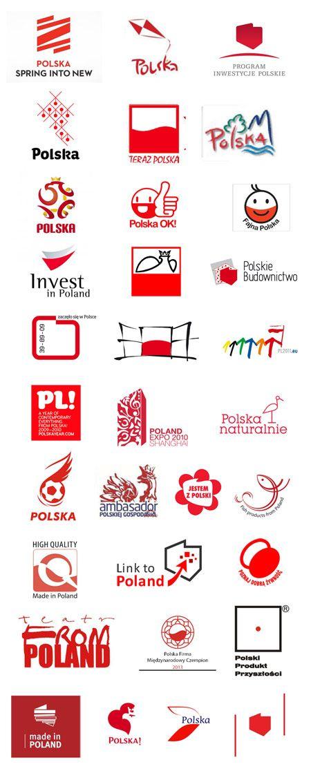 Bigos polski, czyli o znakach promujących Polskę via @marcinwec