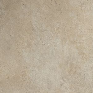 "Tarkett Permastone Plank Firenze Sand Hushed Conversations- 16""x16"" Vinyl floors, bathroom floors, laundry room floor, utility room, basement floors, flooring ideas, lake house, beach house, vinyl tile, stone look floors, waterproof floors, dog friendly, kid friendly, cream tile, light tile"