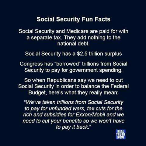 Best Social Security Images On   Political Views