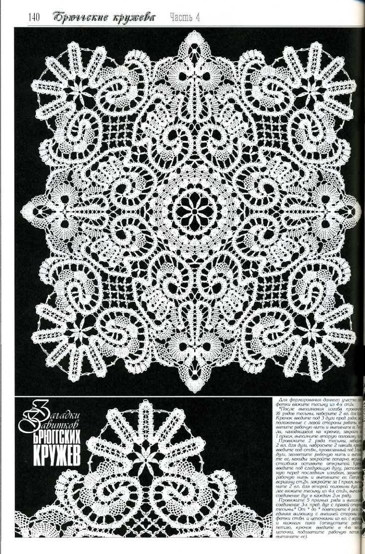 lace | ... for doilies and lace trims for pillowcases, curtains, tablecloths