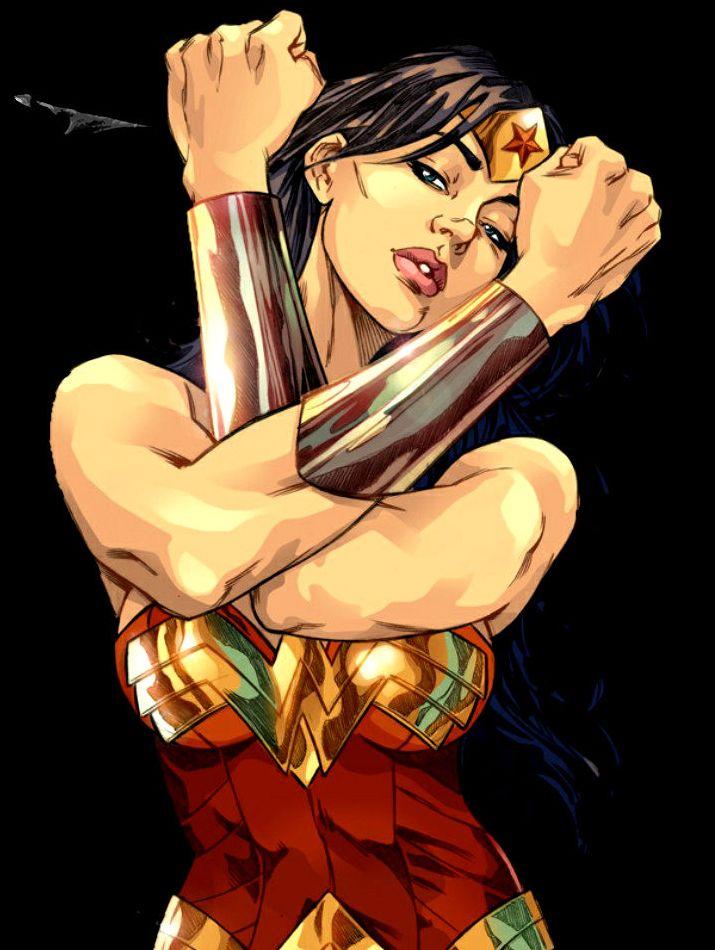Wonder Woman!: