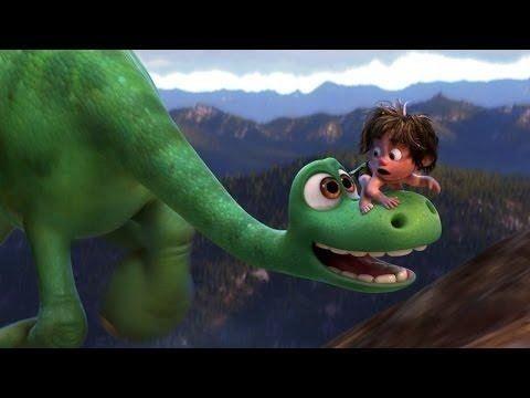 O Bom Dinossauro Filmes de animação completo dublado em portugues   Aven...