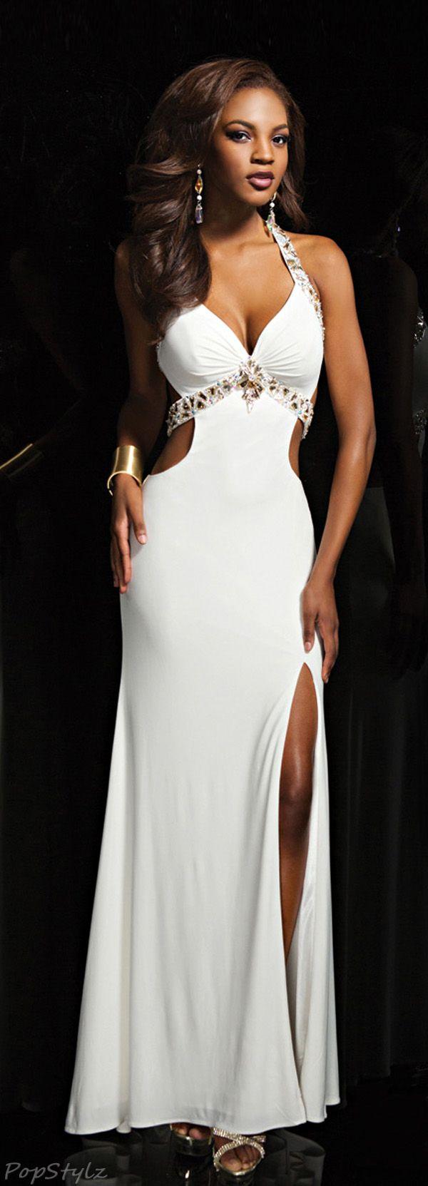 Tony Bowls TBE11409B Evening Gown