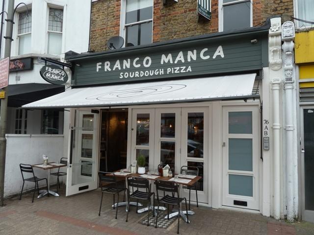 Franco Manca Northcote Road
