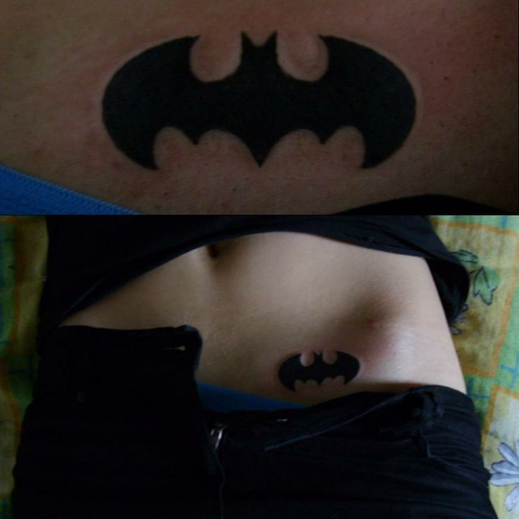 Best 25 batman tattoo ideas on pinterest for Female batman tattoos