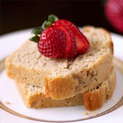 Vanilla Bean Pound Cake | food | Pinterest