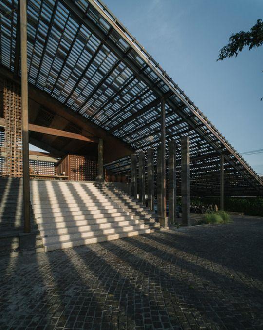 The Santai  Studio TonTon Antony Liu + Ferry Ridwan Architects