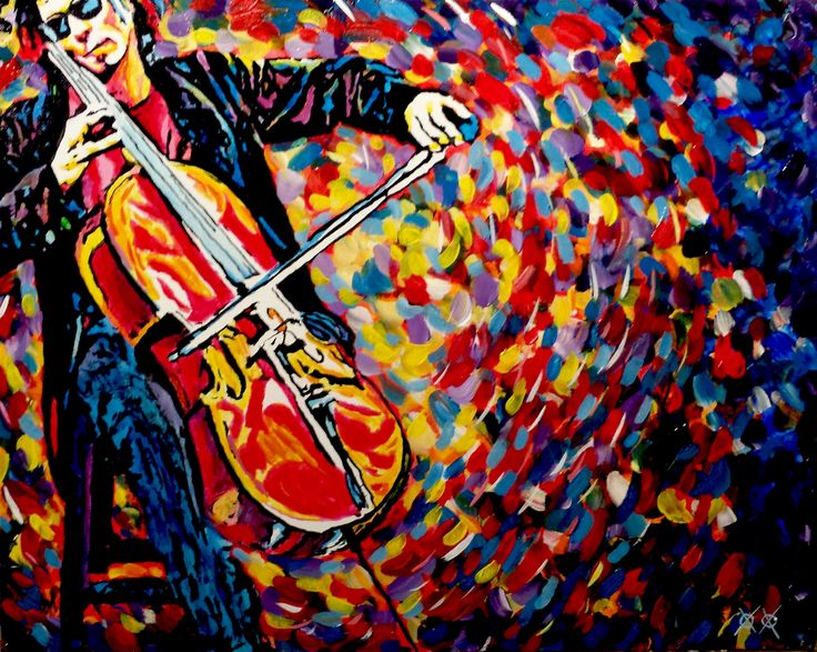 Best Great Works By Artists Who Happen To Be Visually Impaired - Blind artist