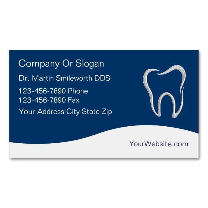 2017 best dental dentist business cards images on pinterest dentist business cards cheaphphosting Choice Image