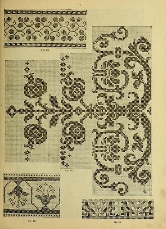 Gallery.ru / Фото #28 - The Priscilla cross-stitch book - livadika