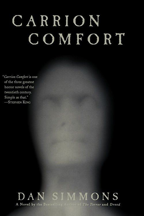 Cheapest copy of Carrion Comfort by Dan Simmons | 0312567073 | 9780312567071 - Buy sell and rent cheap textbooks, books and more | BIGWORDS.com