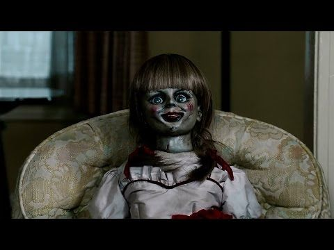 True Story Behind Annabelle | Real Paranormal Story | Real Ghost Story | Scary Videos - YouTube
