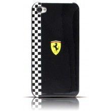 Forro Ferrari Formula 1 iPhone 4 4S - Negra  Bs.F. 147,09