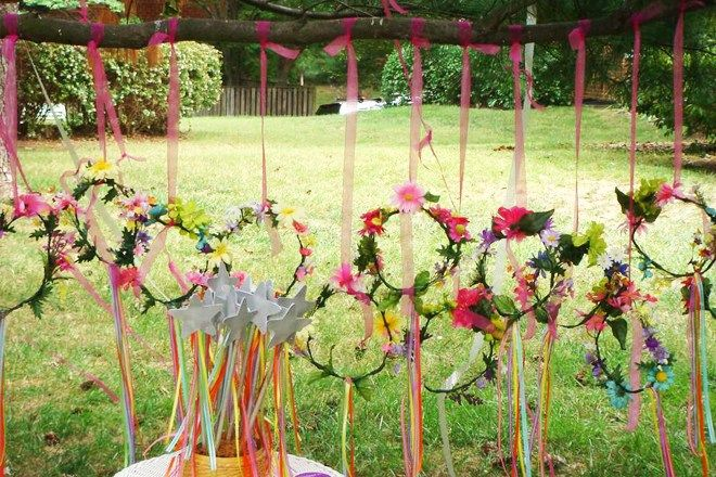 How to host an enchanting woodland fairy party | Mum's Grapevine
