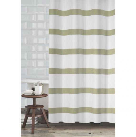 Mulberry Sage Green Shower Curtain By Popular Bath Green Shower