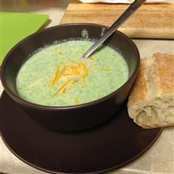 "Best Cream Of Broccoli Soup | ""My entire family loved this soup! I made it according to the directions and didn't change or alter the recipe. Try this recipe you won't be disappointed."""