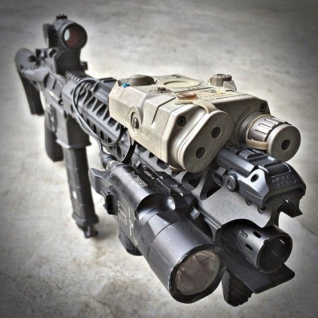 New Weapon custom.