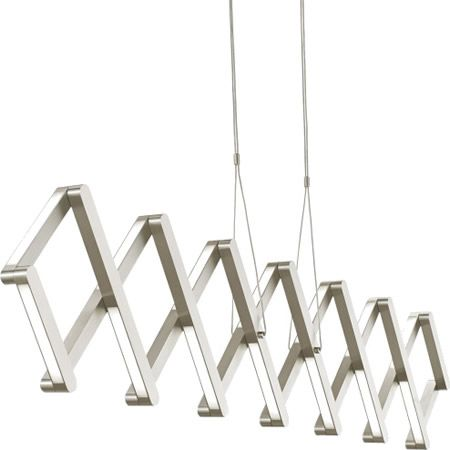 LBL Xterna Linear Pool Table Or Island Pendant Completely Adjustable From  To Contemporary Island Lights U0026 Pool Table Lights   Brand Lighting Discount  ...