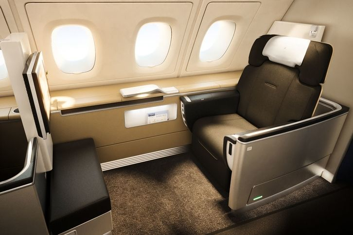 The Complete Guide to Booking Lufthansa First Class  ||  Get the lowdown on using your points to book a trip in Lufthansa First Class, one of the world's most coveted premium cabins. https://princeoftravel.com/blog/complete-guide-booking-lufthansa-first-class?utm_campaign=crowdfire&utm_content=crowdfire&utm_medium=social&utm_source=pinterest