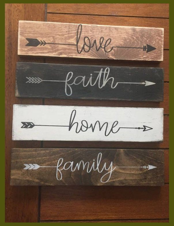 Pin On Wood Signs For Home