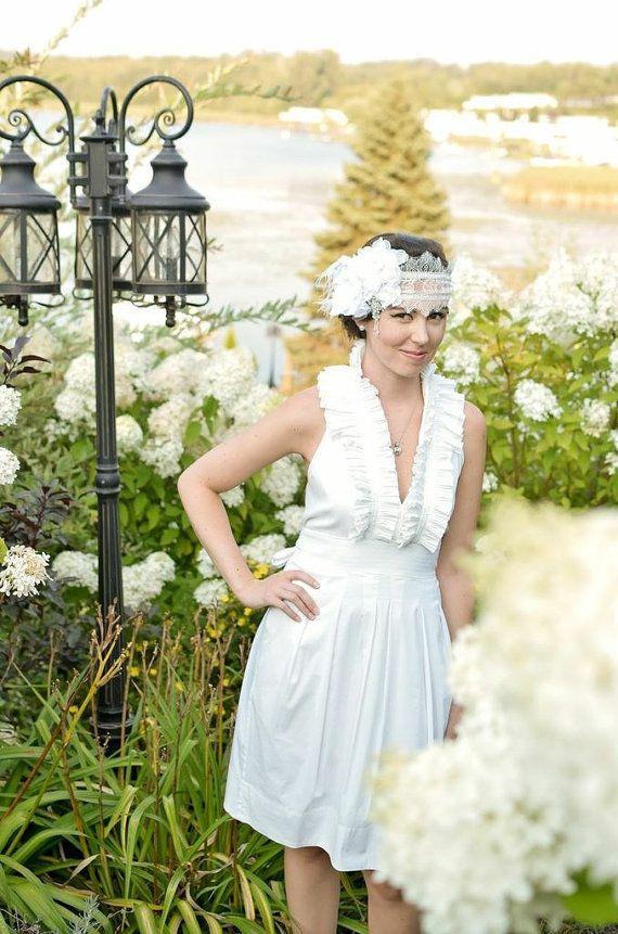 Chantilly Lace Cap / Headband