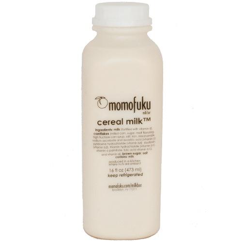 Momofuku Milk Bar's Cereal Milk