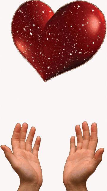 Receiving Heart m